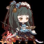 Sprite-Sushi-Holiday Maid