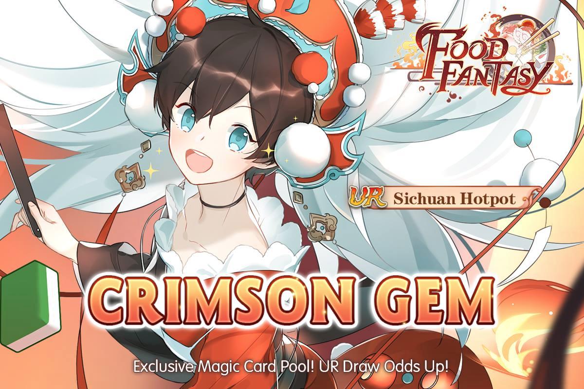 Crimson Gem