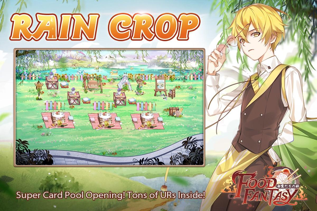 Rain Crop