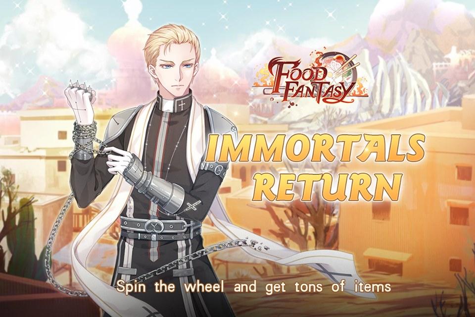 Immortals Return