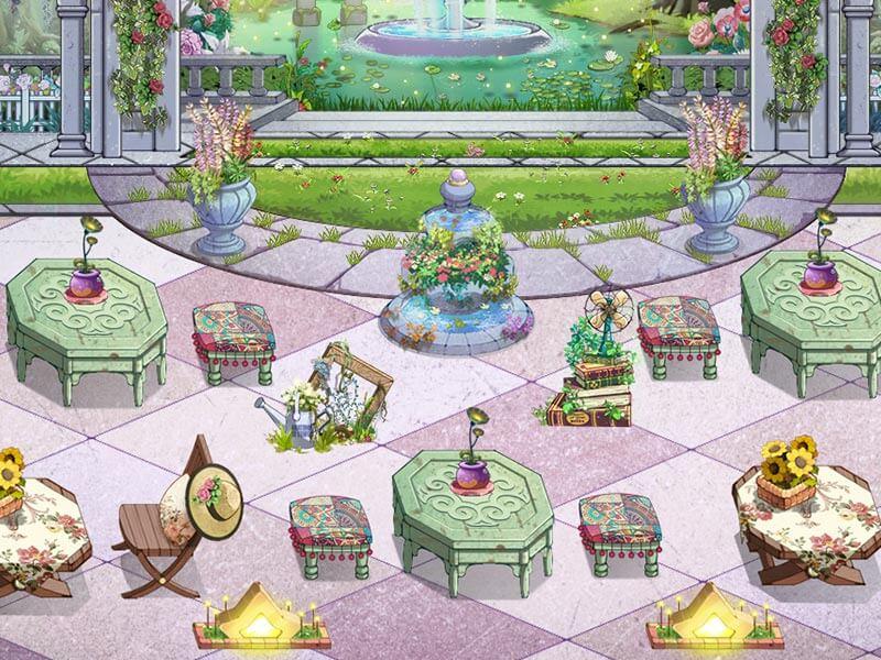 Furniture/Garden Maze