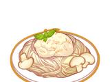 Mushroom Alfredo