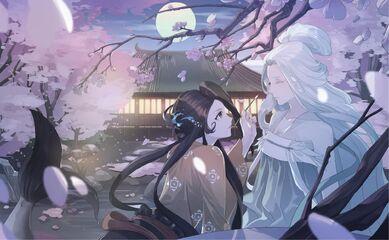 Illustration-Cloud Tea & Sweet & Sour Fish