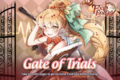 Banner-Gate of Trials (Gingerbread)