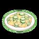 Cucumber Egg Stir-fry