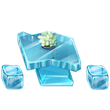 Furniture/Icy Relics