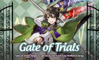 Gate of Trials (Kashiwa Mochi)