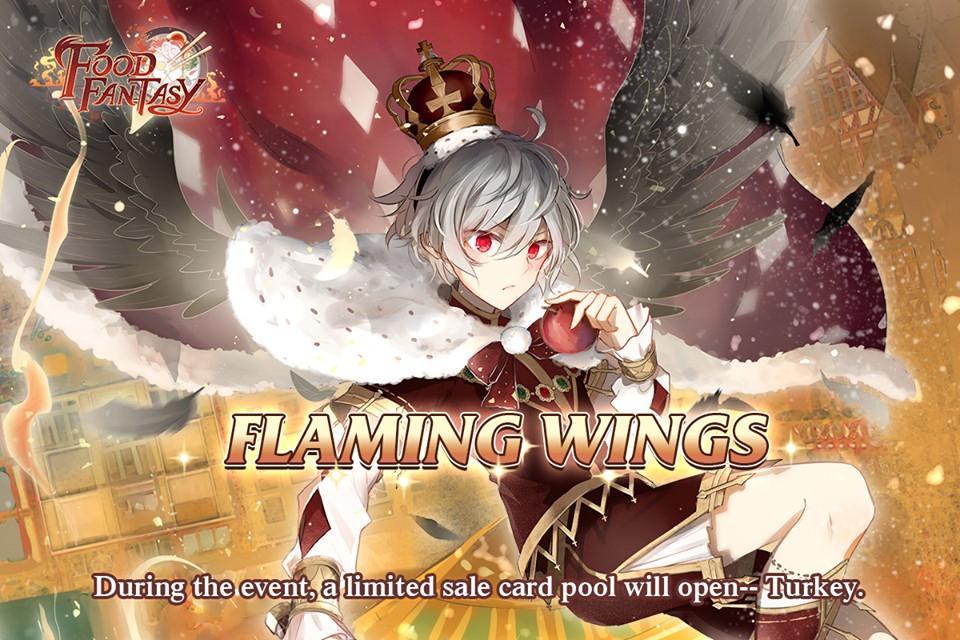 Flaming Wings