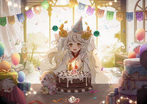 Illustration-CN Anniversary Rice
