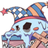 Head-Blue Minecart