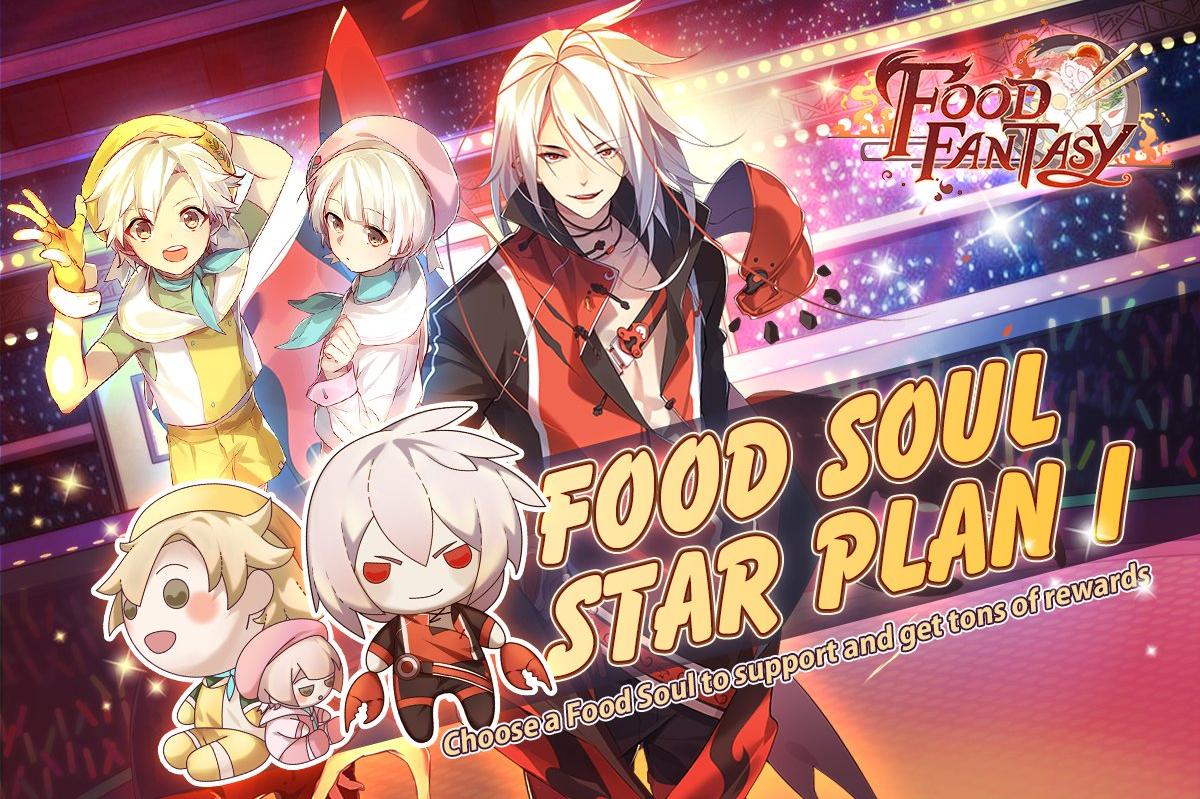 Food Soul Star Plan 1