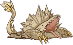 Sprite-Greater Earth Dragon
