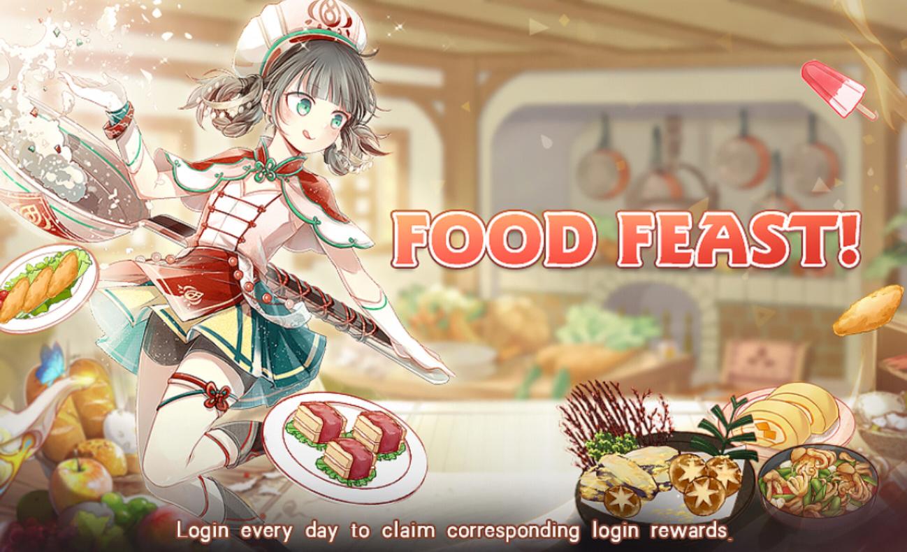 Food Feast!