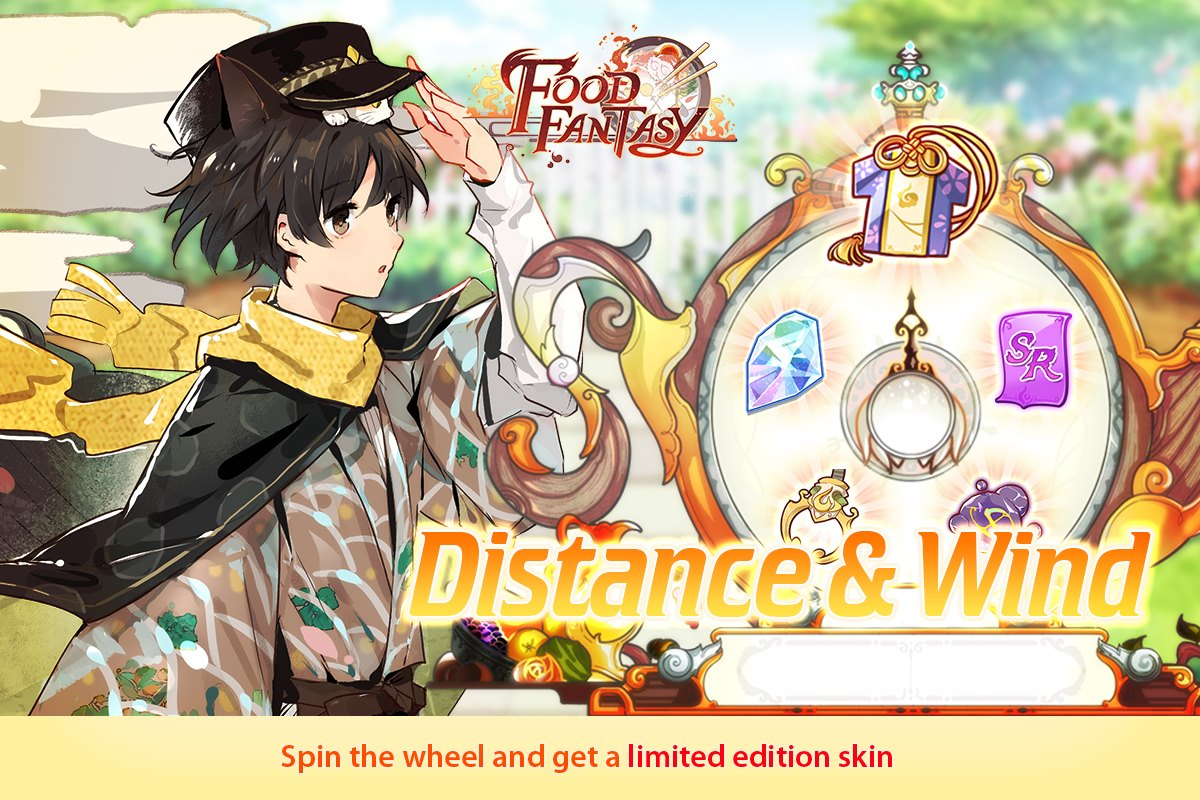 Distance & Wind