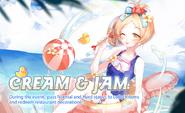 Banner-Cream & Jam