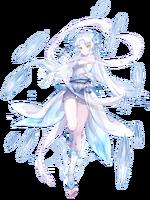 Ascended-Snowskin Mooncake