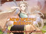 New Spring Blessing