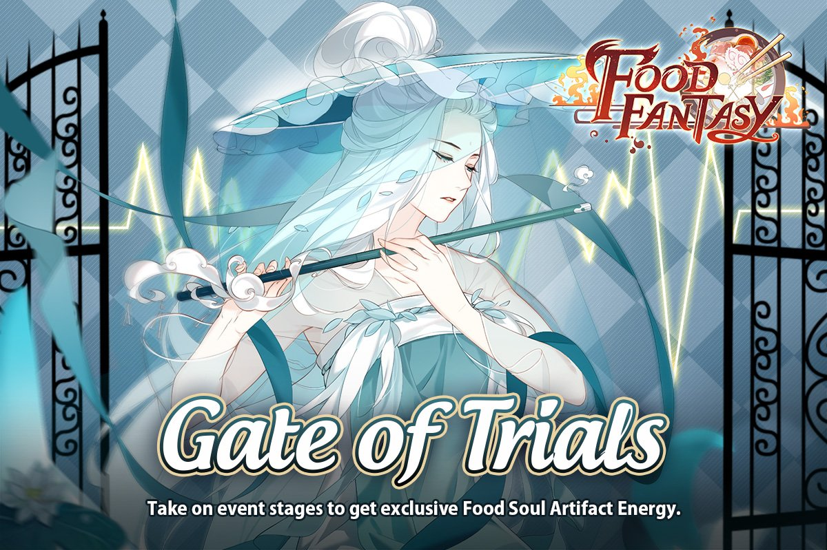 Gate of Trials (Cloud Tea)