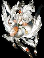 Skin-Cloud Tea-Plain Crane