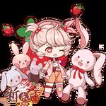 Sprite-Strawberry Daifuku-Simple Pleasures
