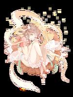 Ascended-Moon Cake