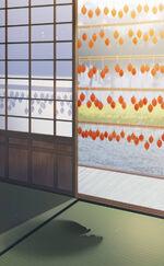 Bg-Basic-Dried Persimmon (Oda Nobunaga)