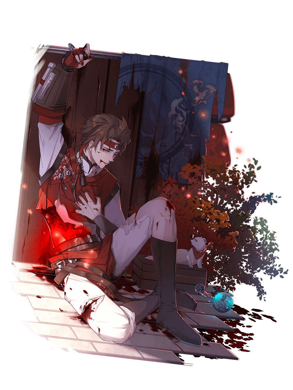 Ascended-Spicy Duck Blood Soup.png