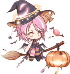Sprite-Macaron-Witch of Hearts