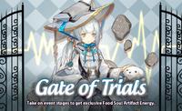 Gate of Trials (White Truffle)
