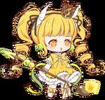 Sprite-Mango Pudding