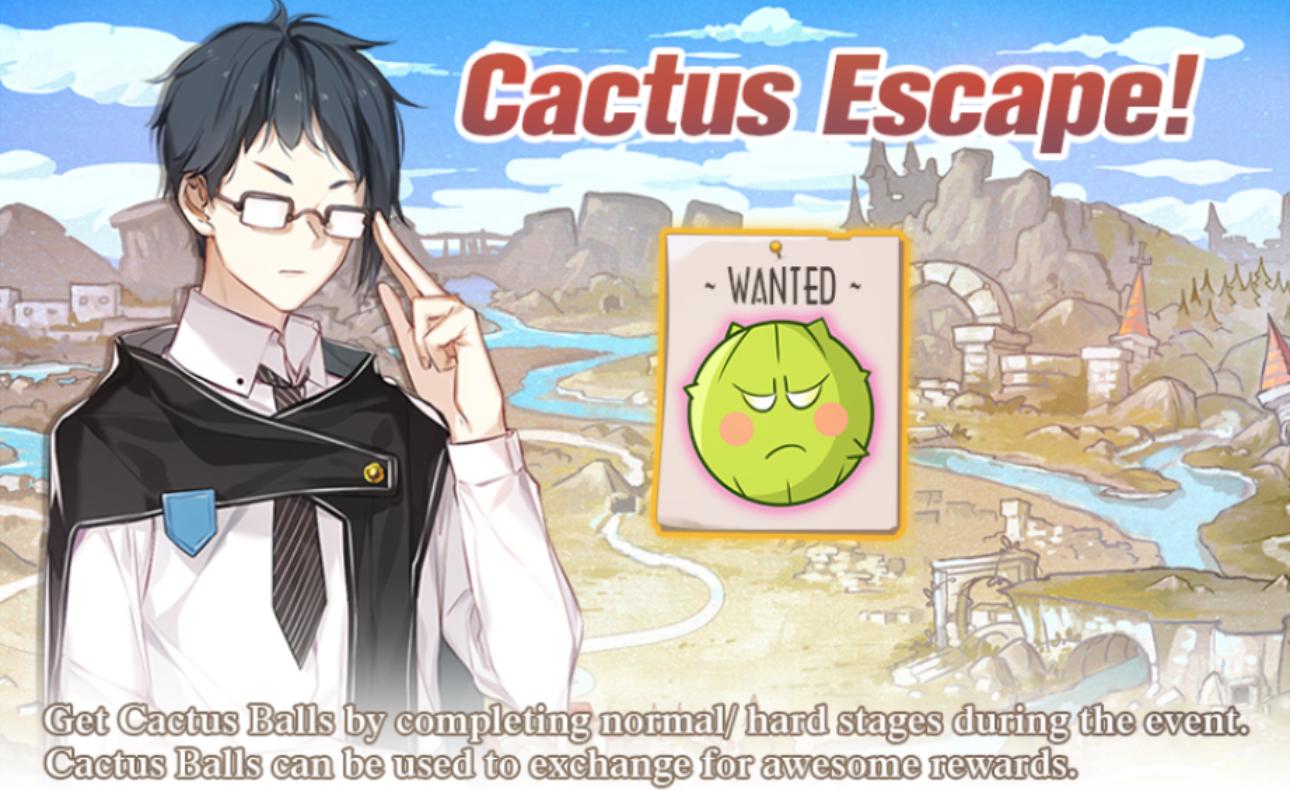 Cactus Escape!