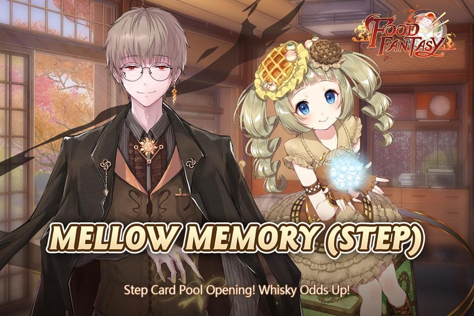 Mellow Memory (Step)