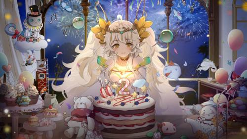 Illustration-CN 2nd Anniversary Rice