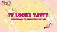 Food Fantasy- Dance of Tiramisu - It looks tasty