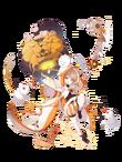 Skin-Lion's Head-Lion Dance Spring