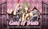 Gate of Trials (Cordyceps)