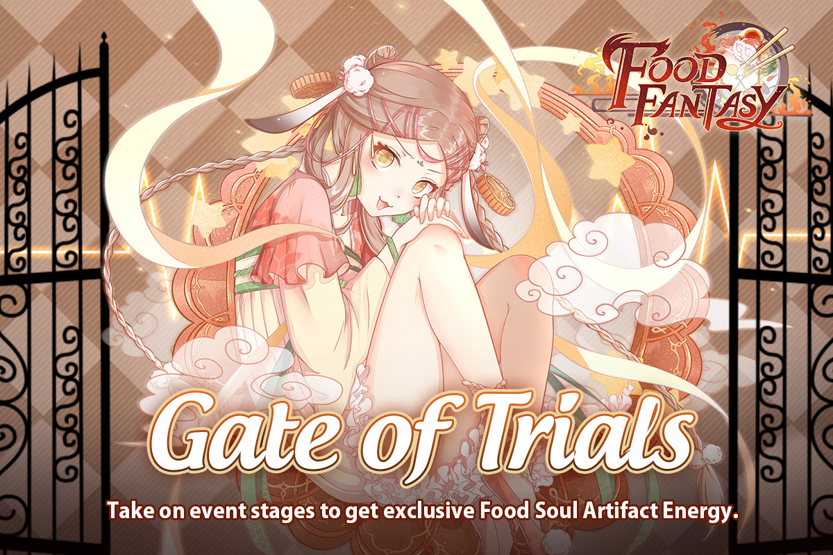Gate of Trials (Moon Cake)