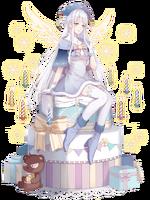 Basic-Fondant Cake