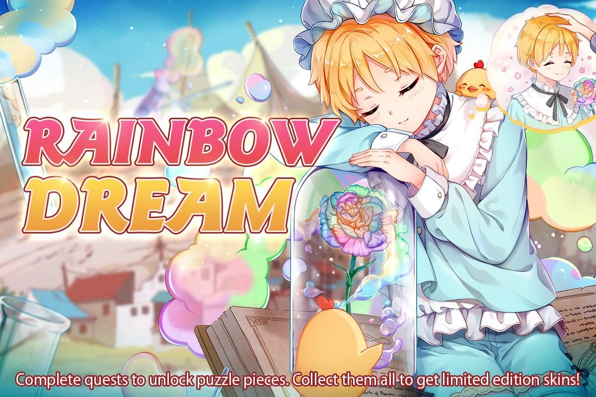 Rainbow Dream