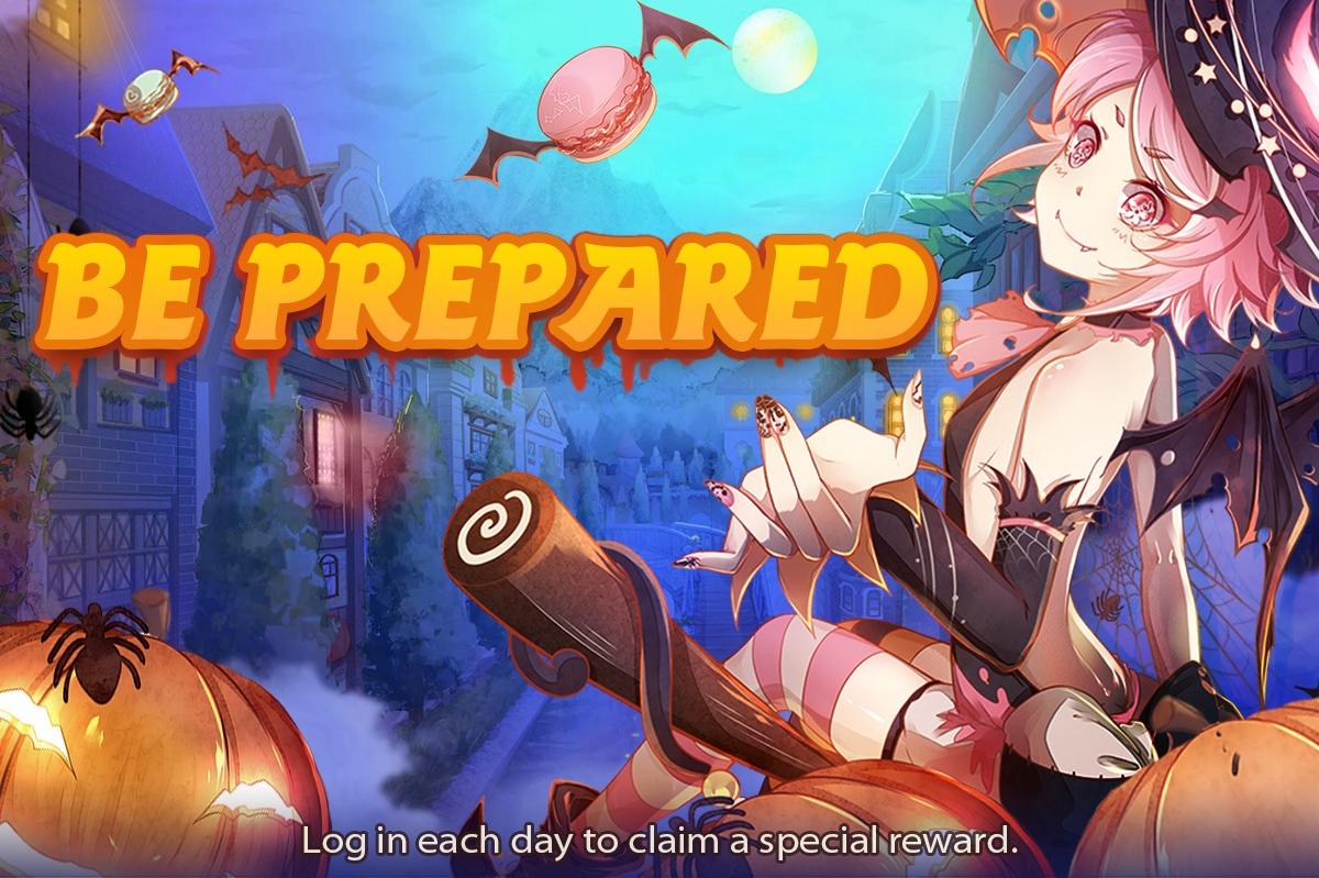 Be Prepared (Oct 2019)