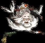 Sprite-Cloud Tea-Plain Crane