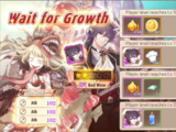 Wait for Growth