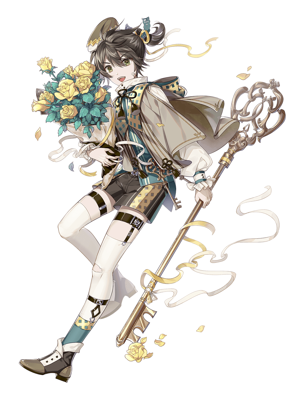 Skin-Kashiwa Mochi-Lovely Wish.png