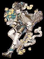 Skin-Kashiwa Mochi-Lovely Wish