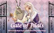 Banner-Gate of Trials (Butter Tea)