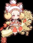 Sprite-Gyoza-Fortune Dog