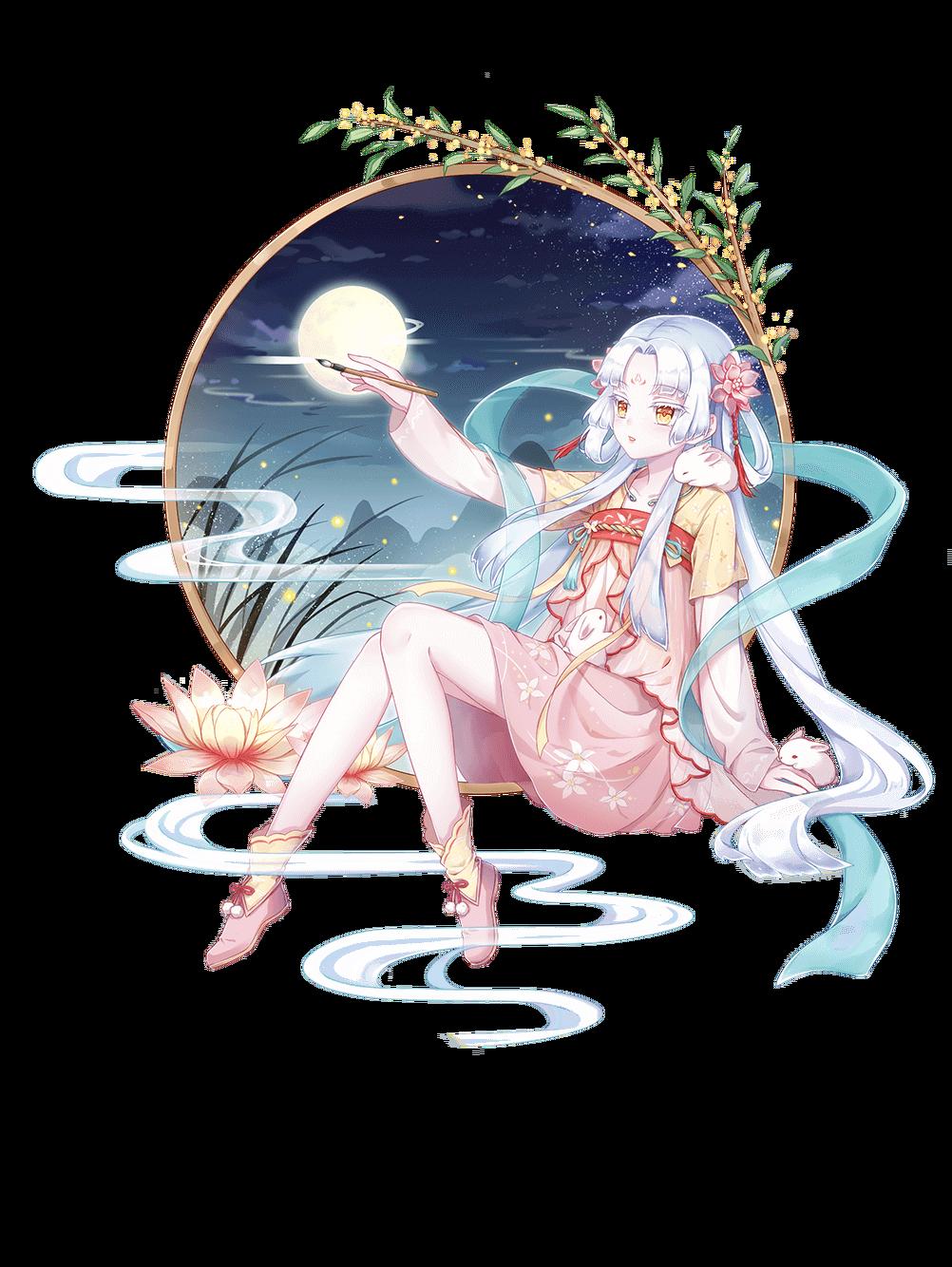 Skin-Snowskin Mooncake-Moon Artist.png