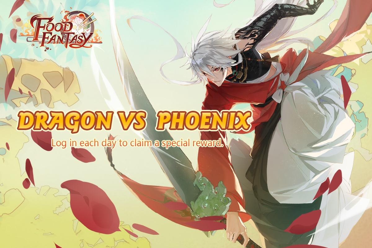 Dragon vs. Phoenix