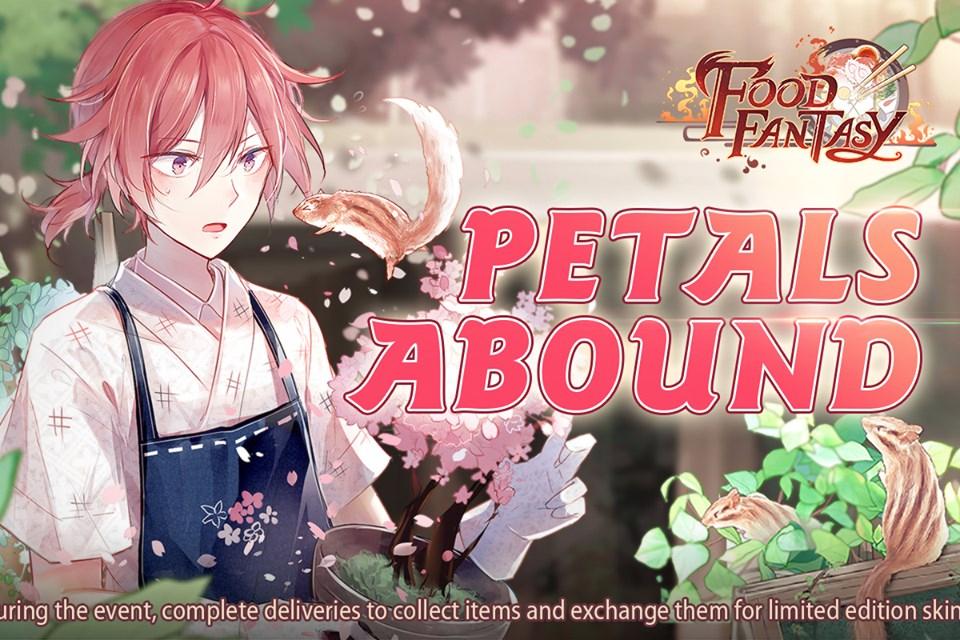 Petals Abound