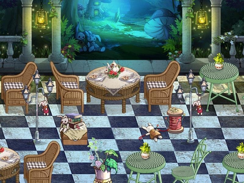 Furniture/Rabbit Puppet Night Club